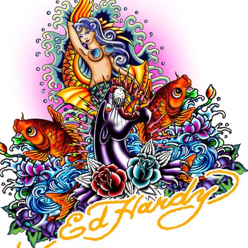 Ed Hardy Tattoos